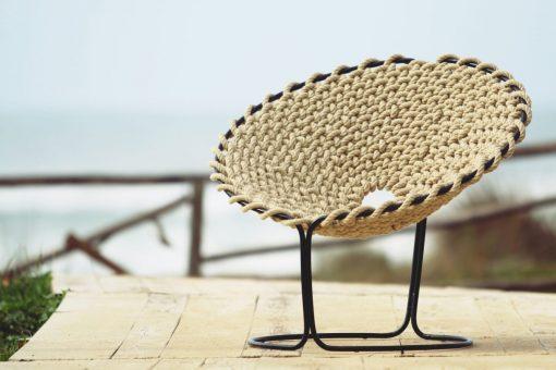 Studio Rik ten Velden - Femme chair - Beige | Black